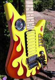guitar music man