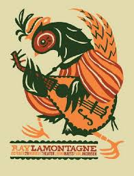ray lamontagne posters