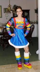 rainbow bright halloween costumes
