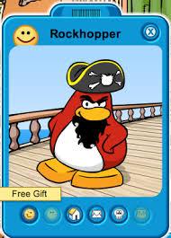 club penguin rockhopper