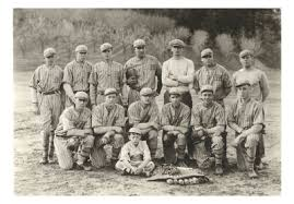 old baseball photographs