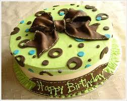 birthday cake decorate