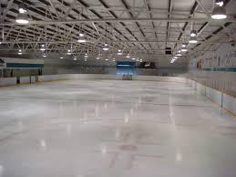 indoor rink