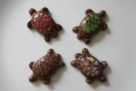 turtle chocolates