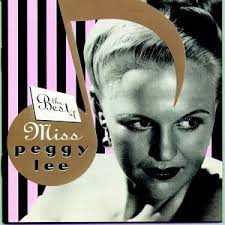 peggy lee greatest hits