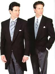 cutaway suit