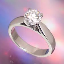 engagement rings cartier