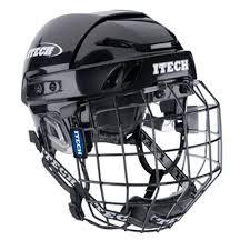itech hockey mask