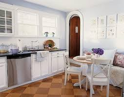 cork kitchen floor