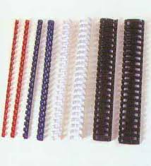 plastic ring binder