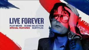 live forever dvd