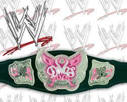 divas championship belt