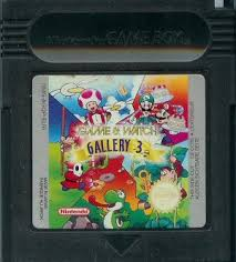 game and watch gallery 3