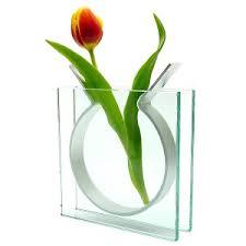 ribbon vases