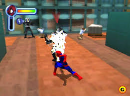 spiderman for playstation