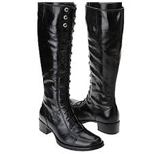 lace up riding boot