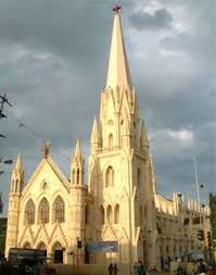catholic churches in india