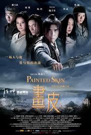 painted skin dvd