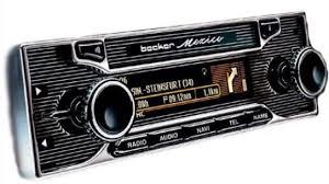 becker stereo