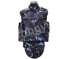 military bullet proof vests