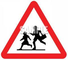 school road signs