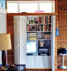 closet bookcase