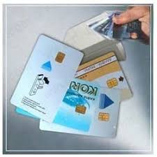 microprocessor cards