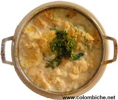 famous colombian food