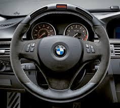 bmw sport steering wheel