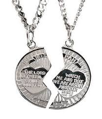 mizpah necklaces