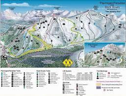 lake louise ski map