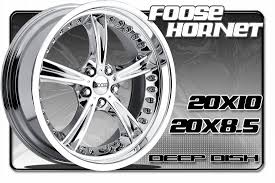 chrome mustang rims