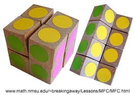 folding cubes