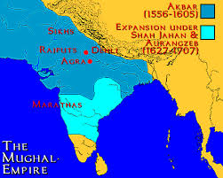 mughal empire pictures