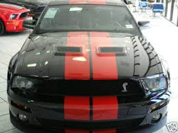 ford mustang gt500 2009