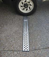 grated drainage