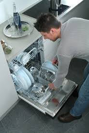 dishwasher loading