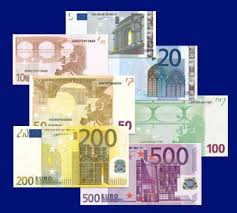 picture of euro currency