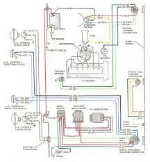 1966 chevy truck wiring diagram