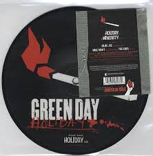 Green Day - Holiday - Single