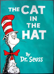 cat in the hat the book
