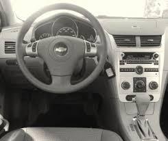 chevy dashboard