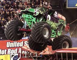 monster trucks grave digger