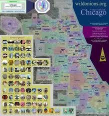 chicago neighborhood maps