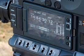 camera lcd display