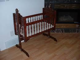 heirloom cradle