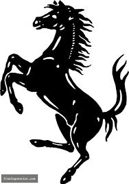 free horse logos