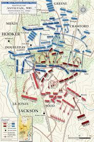 battle of antietam maps
