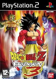 dragonball z ps2 game