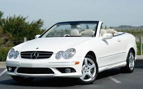 clk mercedes convertible
